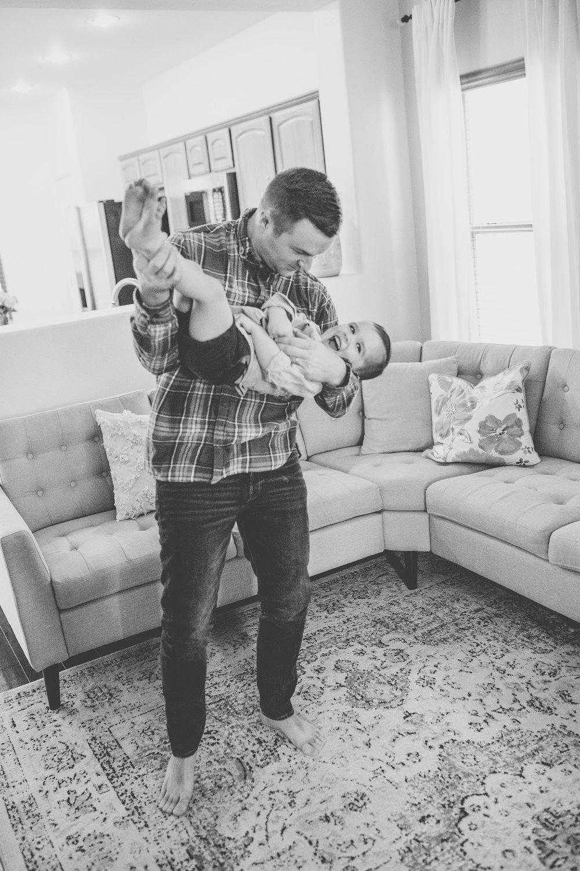 Family Home Lifestyle Photos Fatherhood