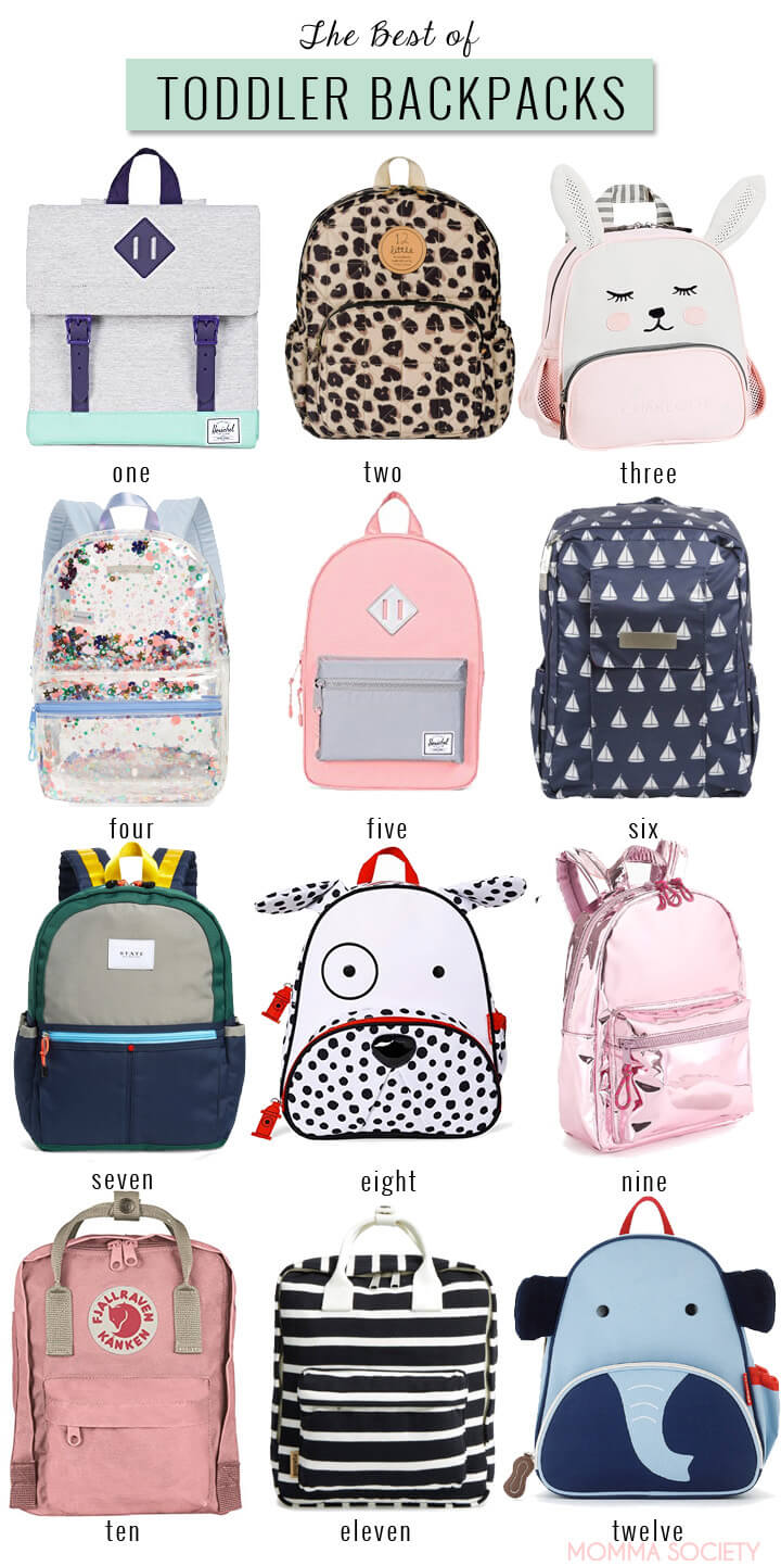 The best of Toddler Backpacks for 2018 — Momma Society 8be2327f12