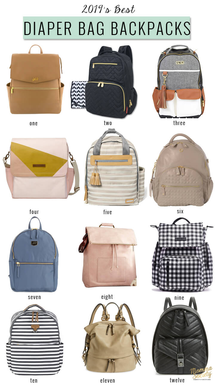 best diaper bag backpacks of 2018 & 2019