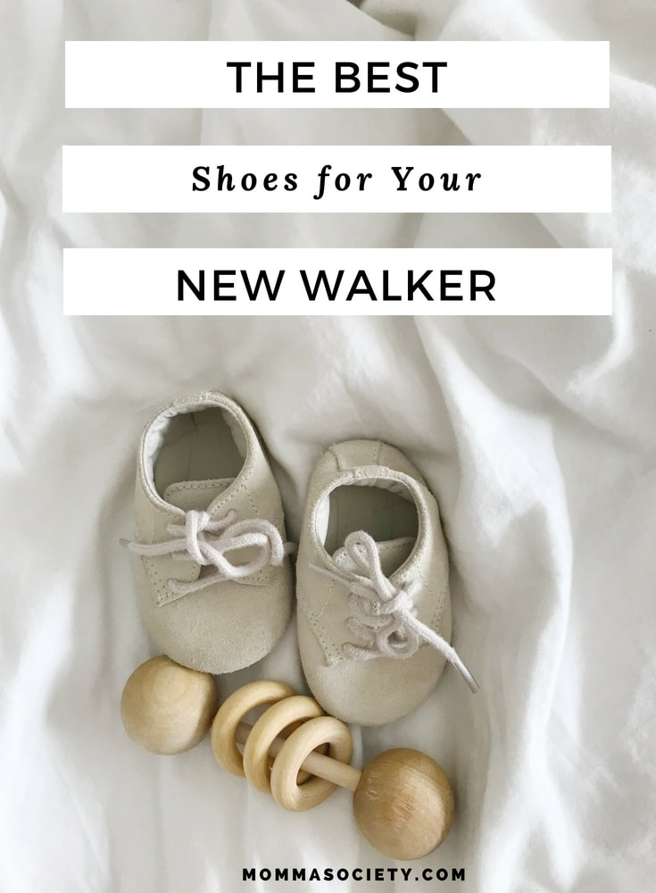 best shoes for new walker