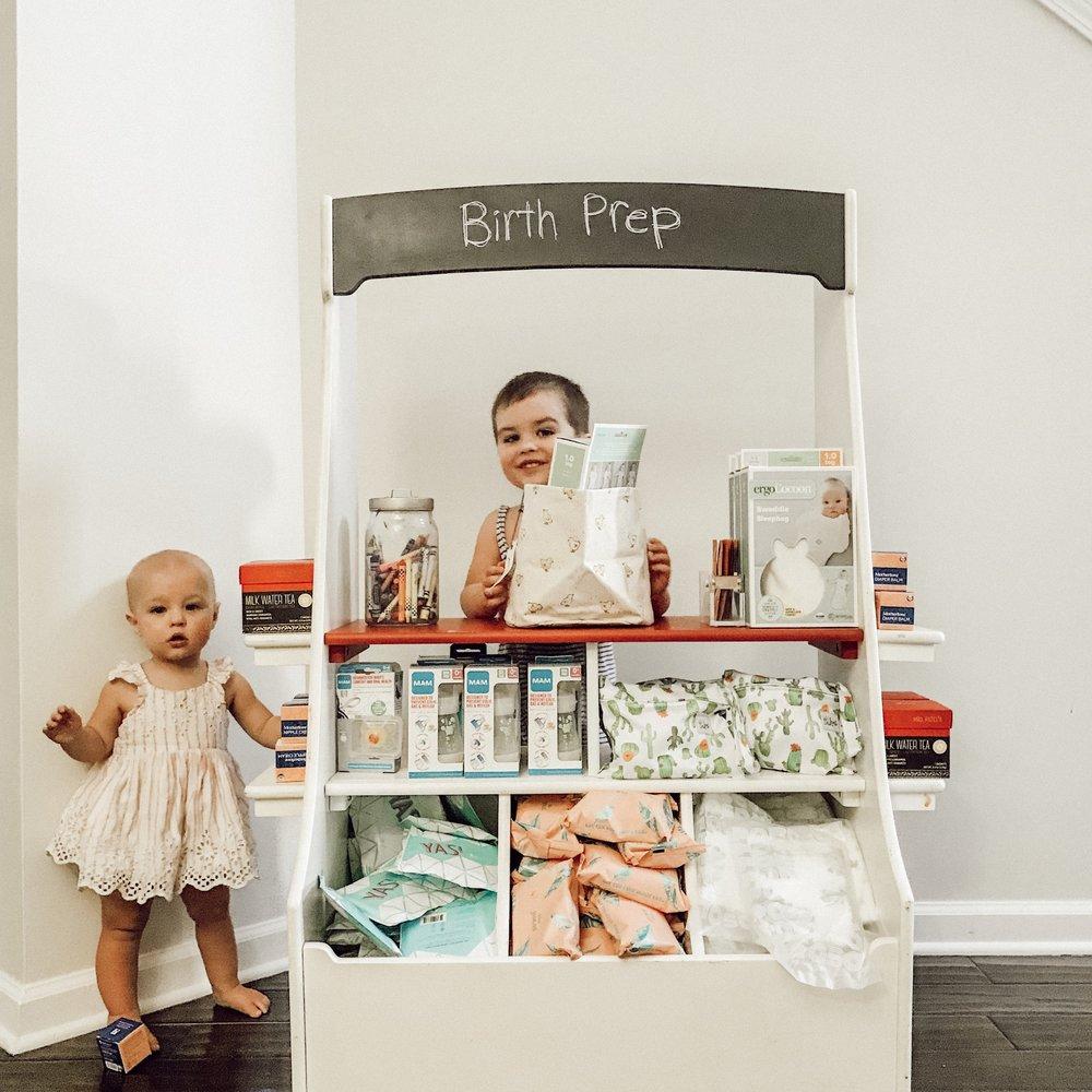 Online birth class   Birth Prep