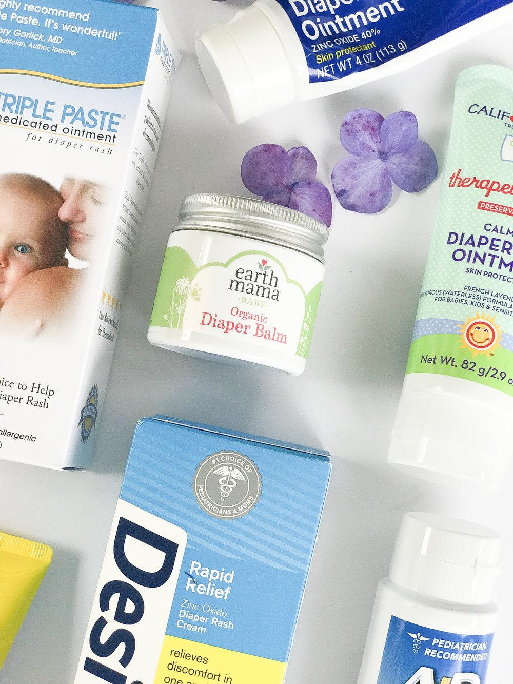 Diaper Rash Creams | Tips for avoiding diaper rash | avoiding diaper rash