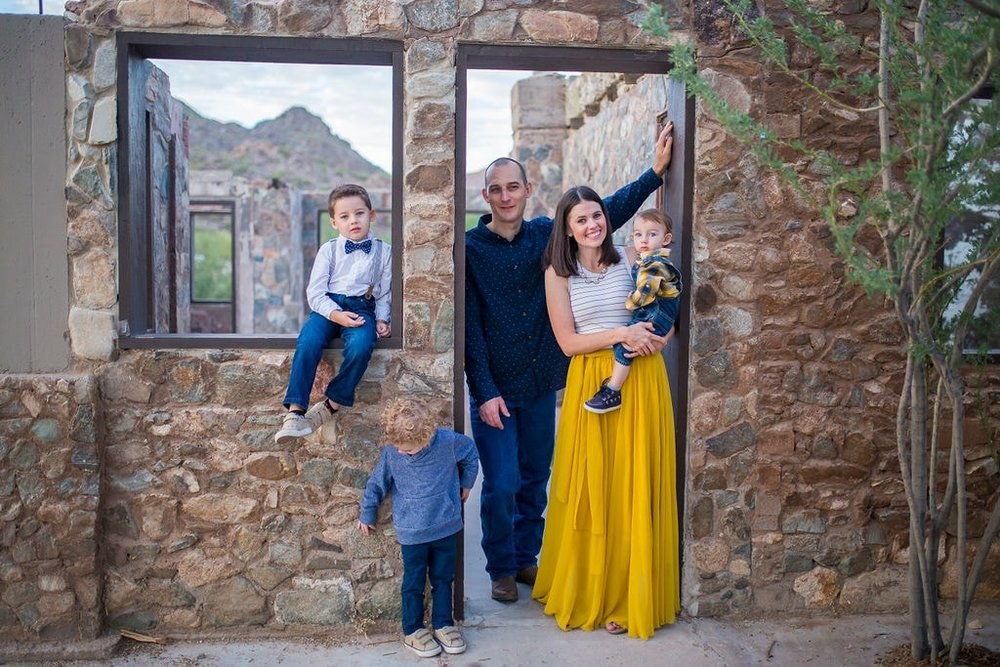 How to Rock Your Family Holiday Photos