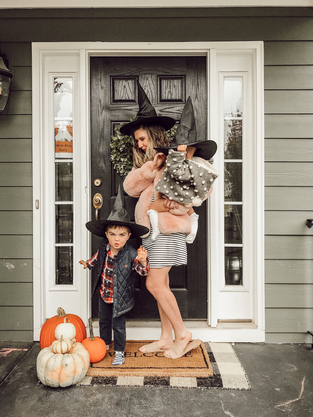 Family Halloween | Toddler and kid fashion