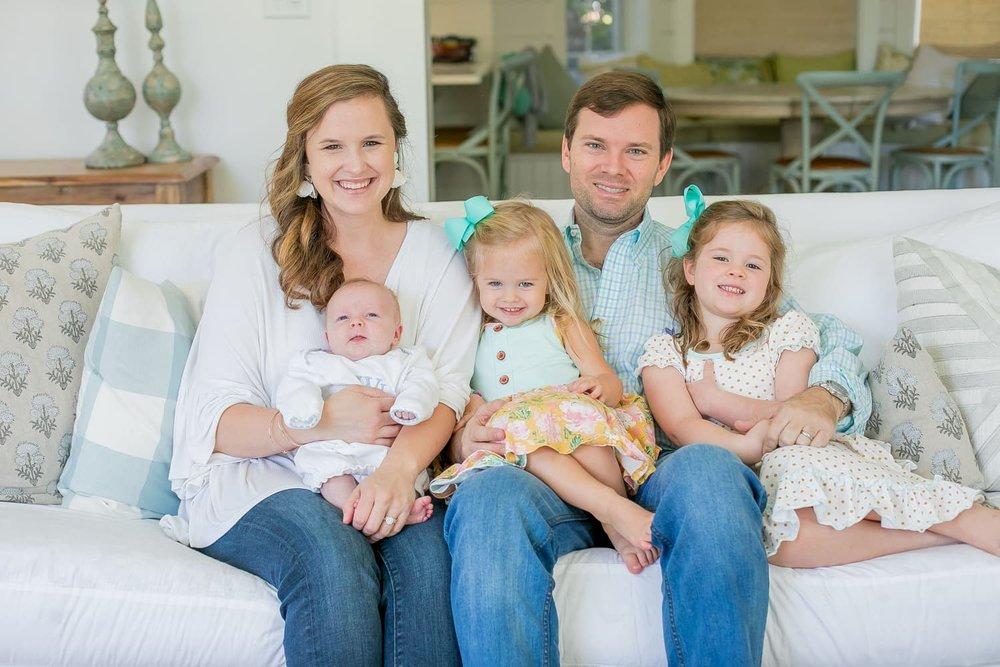 Caitlyn Waite family photo