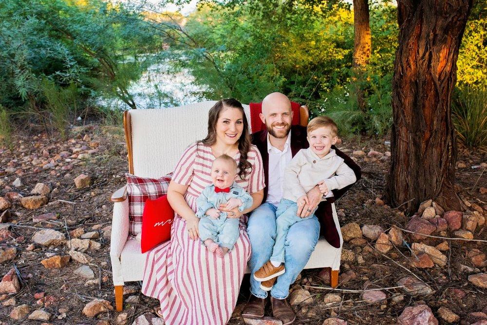 Dana Moooney family photo