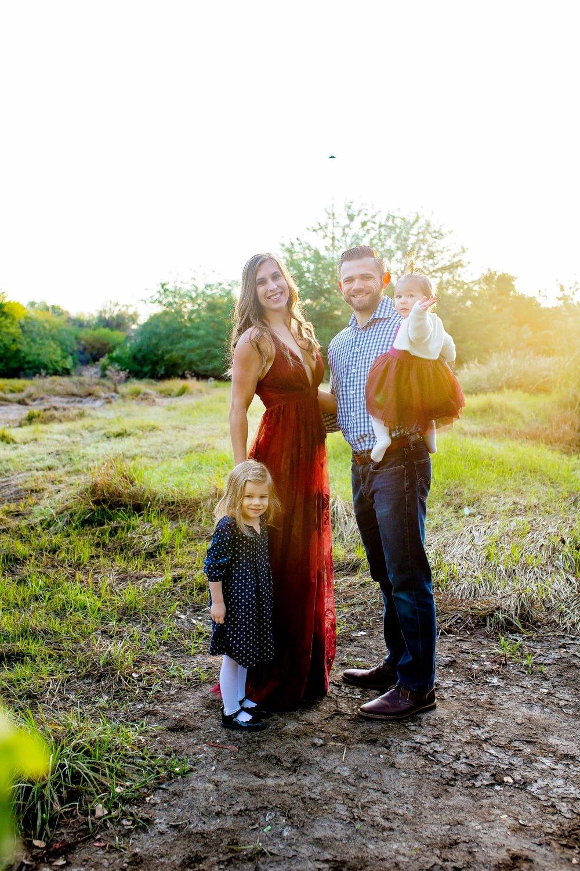 Megan Sterkowitz family photo