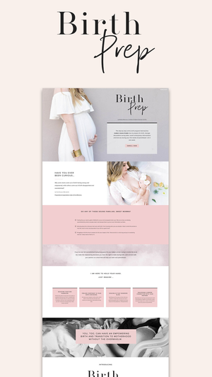06cc5251f6 Birth Prep: The Online Birth Course for Expectant Mommas
