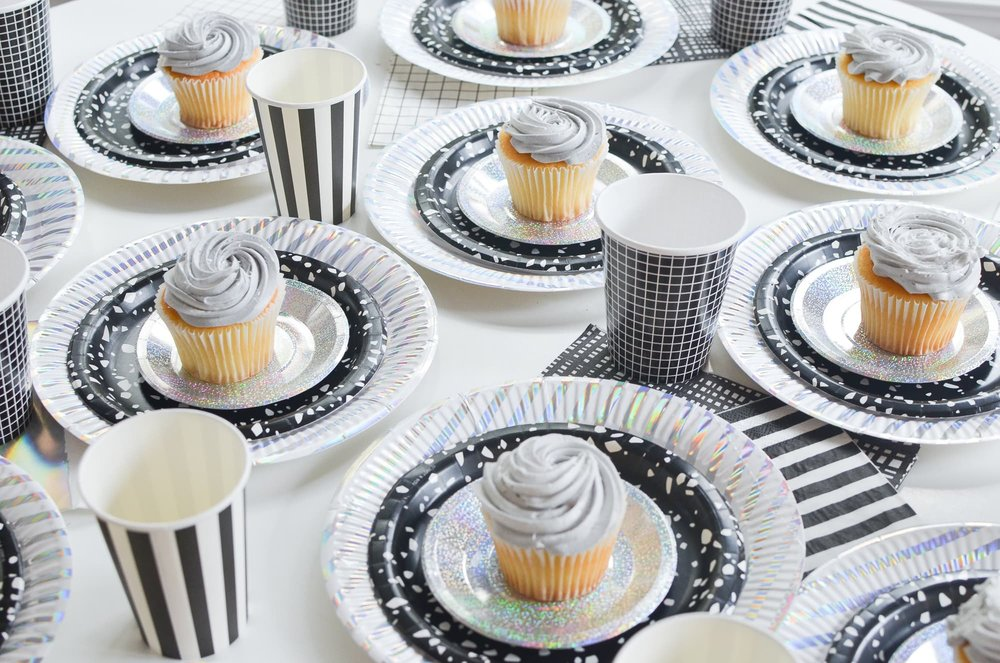 Party Plates + Placesettings   Momma Society