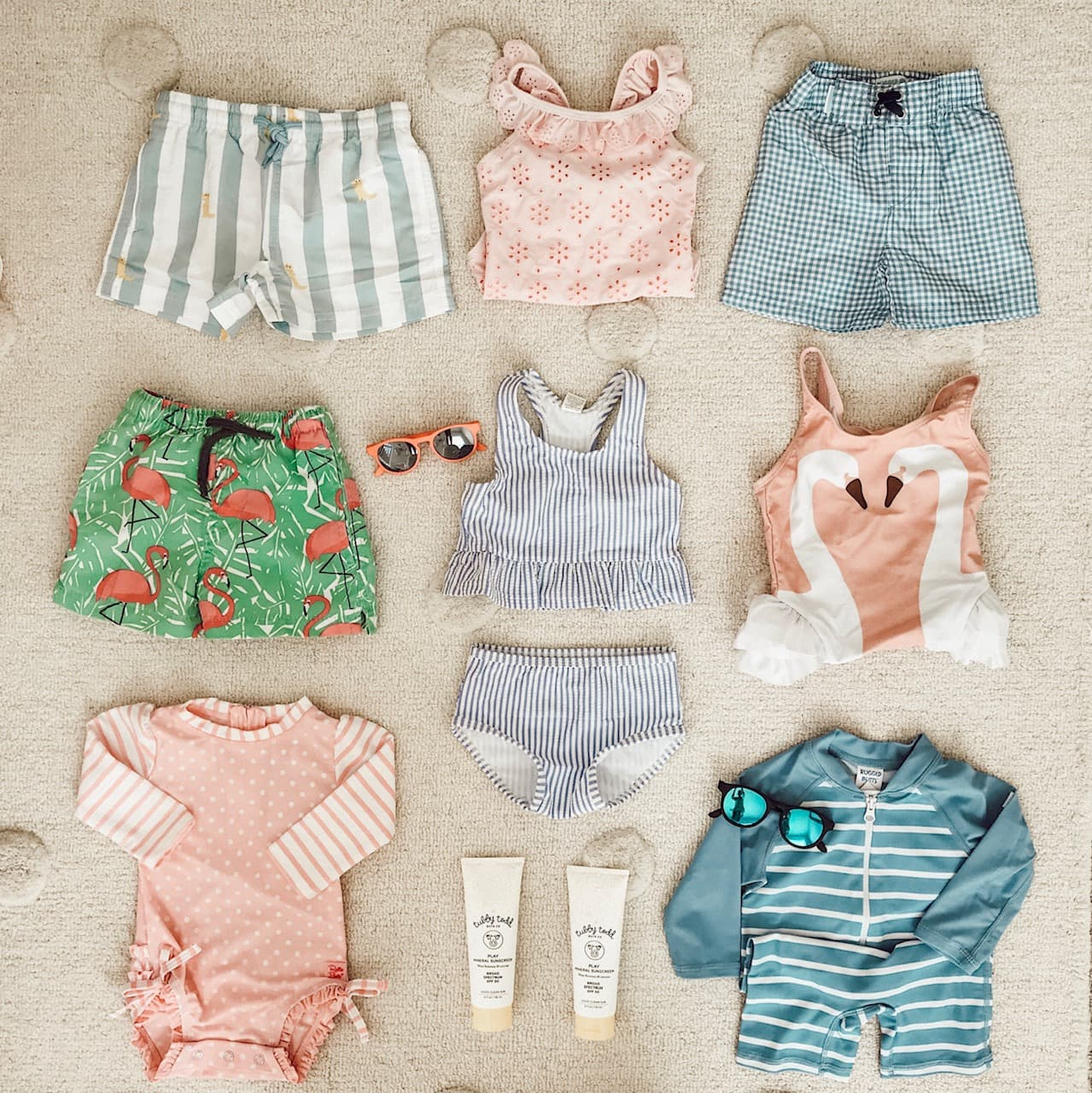 0ee49eb318f70 The Best of Amazon Baby + Toddler Swimwear — Momma Society