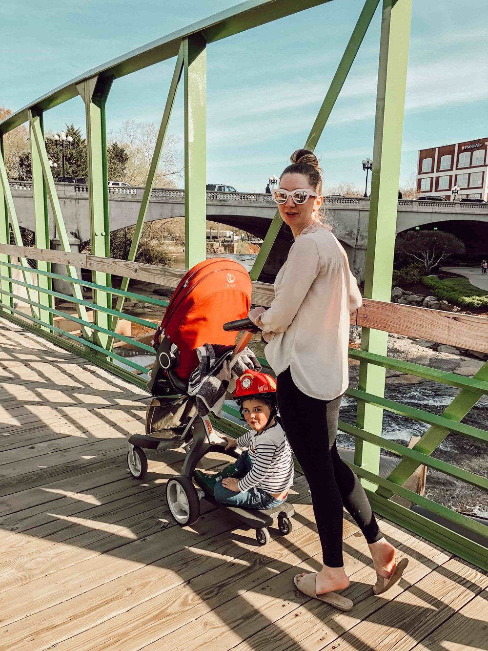How to Pick the Perfect Double Stroller | Momma Society