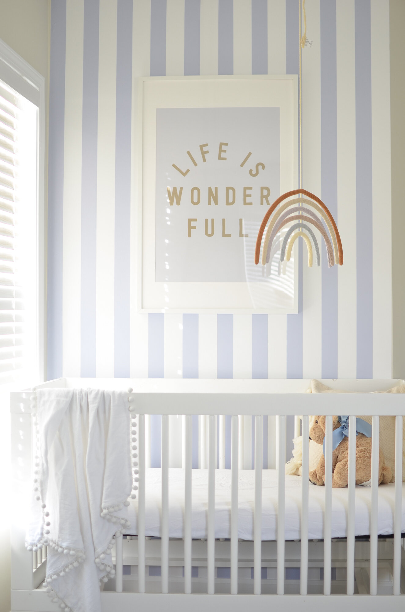 Baby Boy Nursery Reveal: Our Modern Nursery And Guest Room Combo — Momma Society
