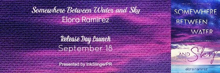 http://www.amazon.com/Somewhere-Between-Water-Elora-Ramirez-ebook/dp/B00MR3Z62A/ref=sr_1_1?ie=UTF8&qid=1410403770&sr=8-1&keywords=Somewhere+Between+Water+and+Sky