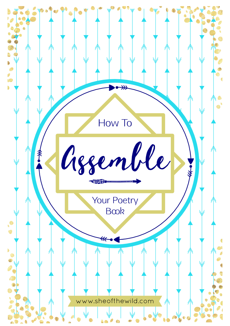 How To Assemble Your Poetry Book