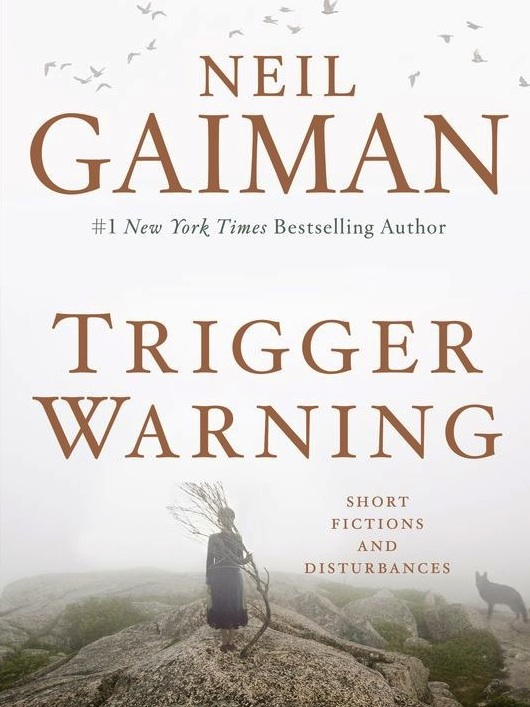 neil gaiman trigger warning kindle sale