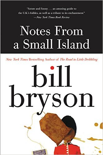 bill bryson kindle book sale