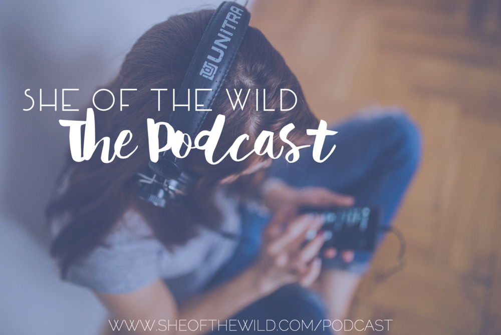 wild woman podcast new episode