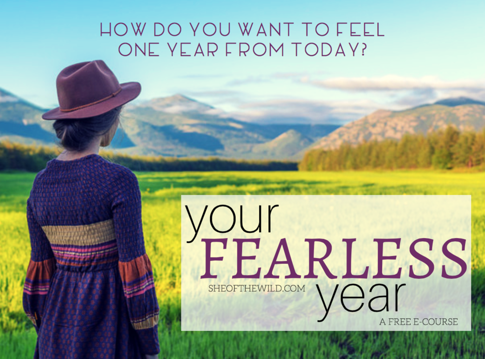 your fearless year