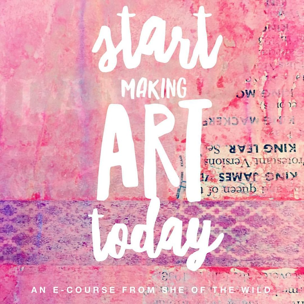 make art today