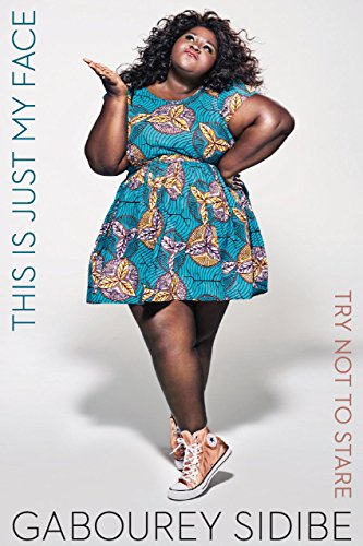 this is just my face  Gabourey Sidibe  on sale discount