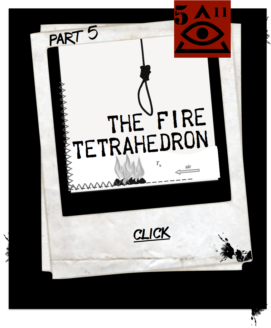 The Fire Tetrahedron
