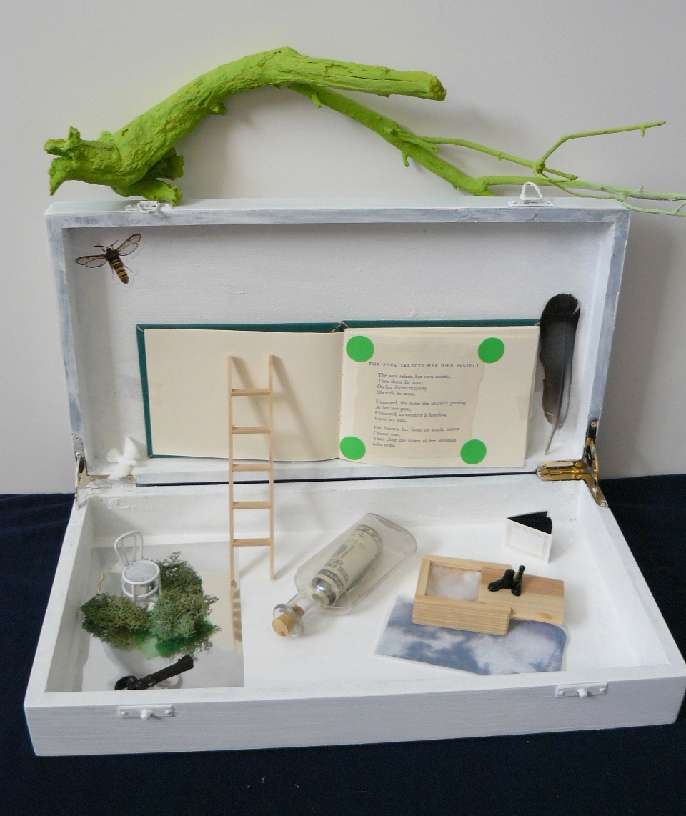 Emily Dickinson Box