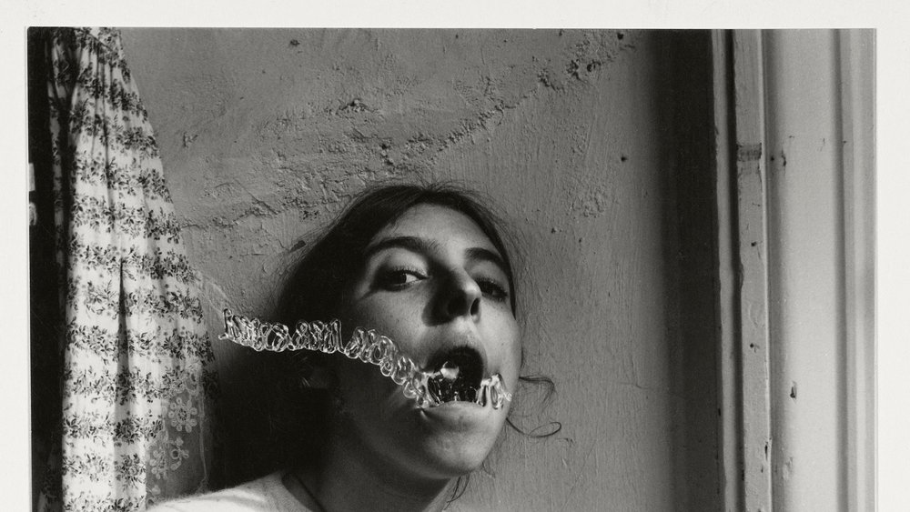 Francesca Woodman, On Talking to Vince