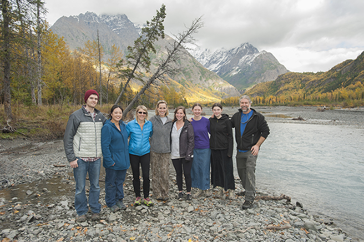 Autumn Photography Class at the Eagle River Nature Center, September 19, 2015