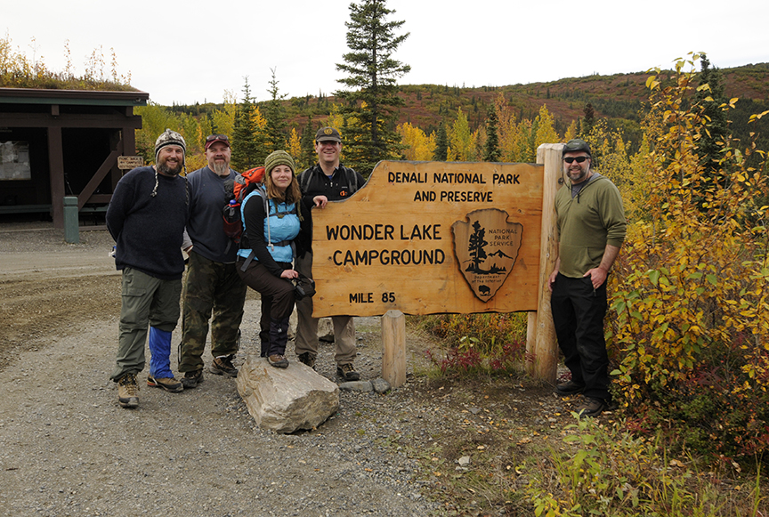 Wonder Lake Excursion, Denali National Park, September 2011