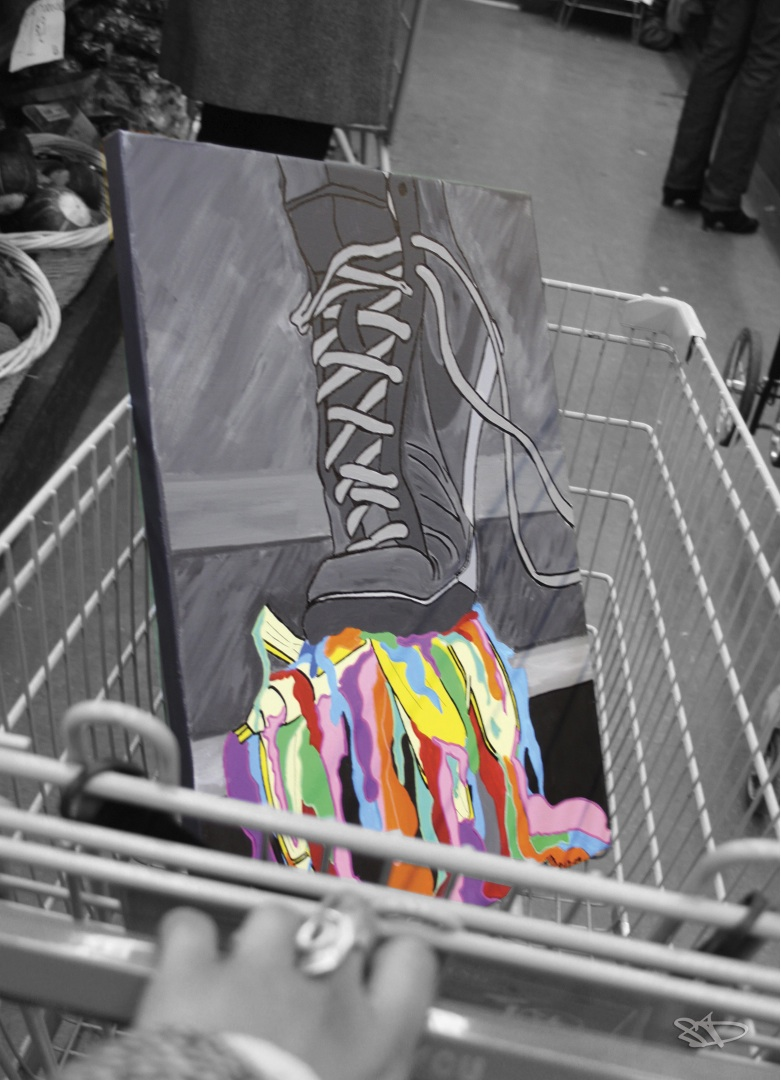 2. banana sneaker cart.jpg