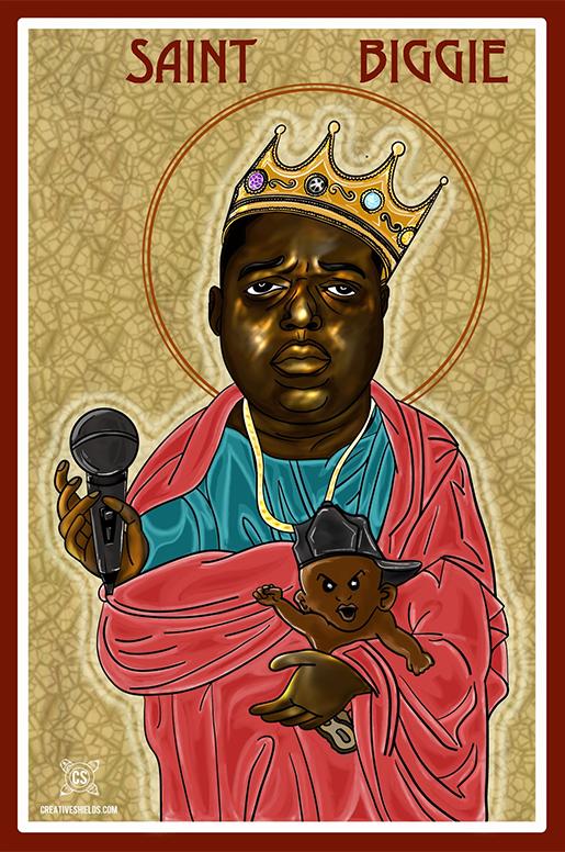 Saint Biggie