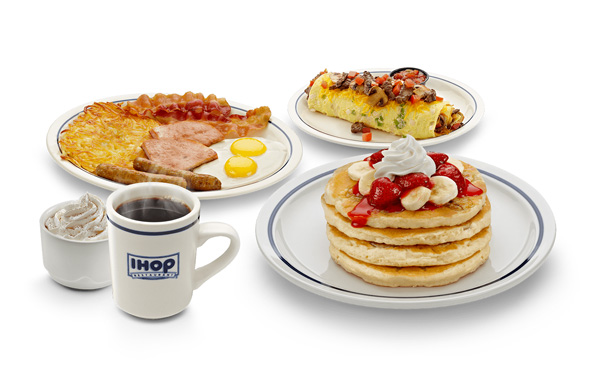 IHOP Menu Items