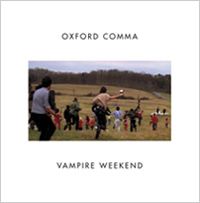 Vampire Weekend Oxford Comma