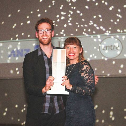Anteater winning the entre $85k Challenge 2016