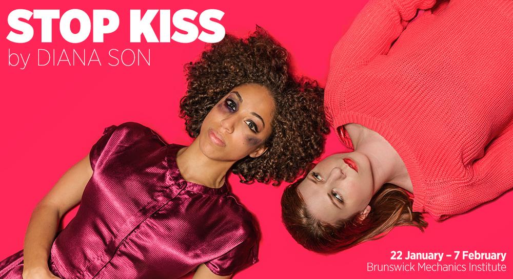 Boutique Theatre - Stop Kiss