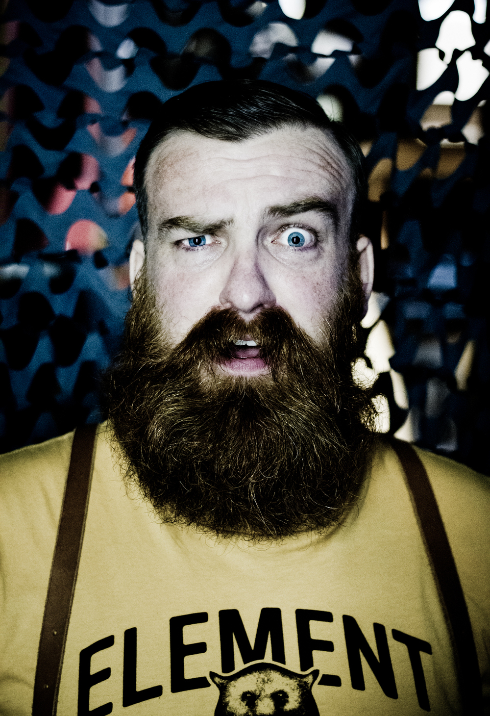Mr Australia Bear competition for Star Observer