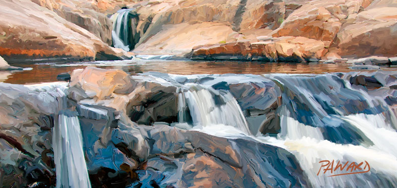 Gooram Falls