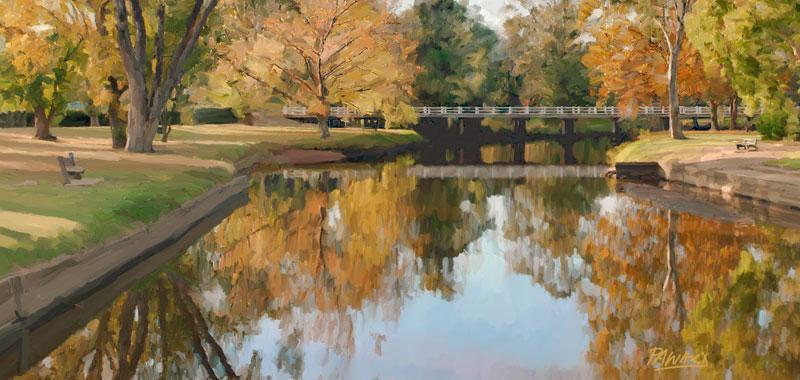 Seven Creeks Park
