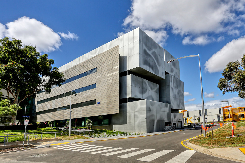 Monash Biomed L & T Building, Clayton
