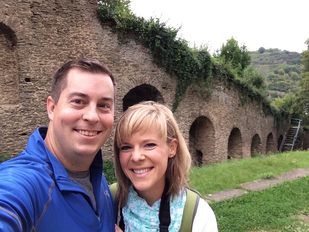 Visiting Berg Rheinfels, one of my favorite castles to explore in Germany.