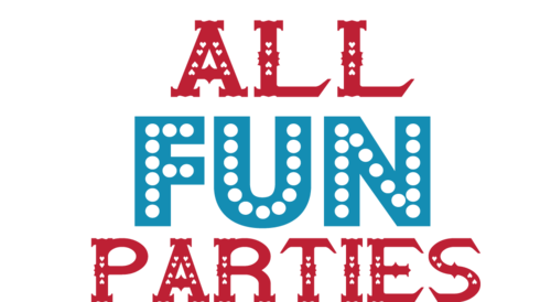 All Fun Parties Logo