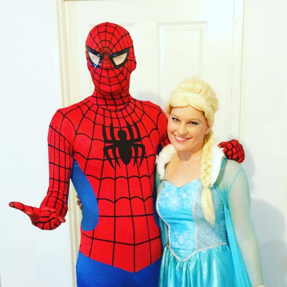 Elsa and Spiderman 3.jpg