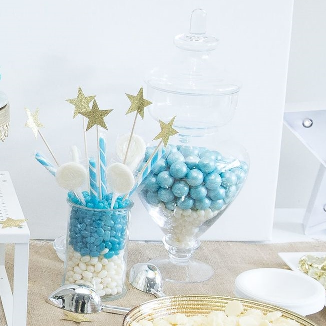 Candy Bar Jars
