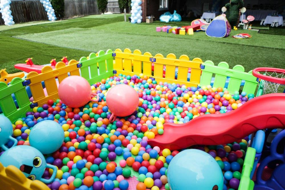 Ball Pit (Large & Small)