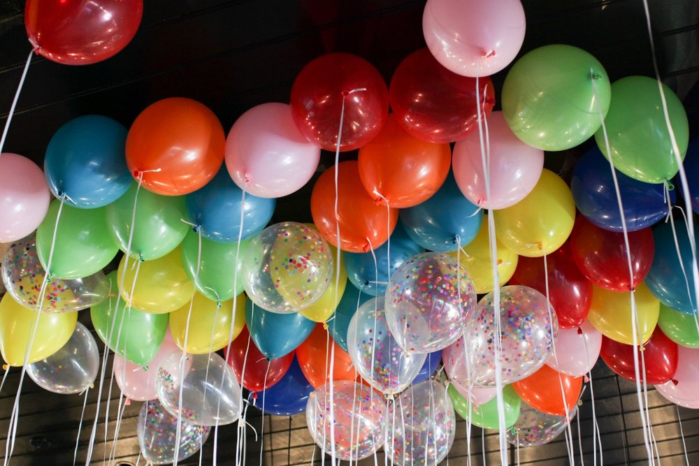 Party Decoration Part - 16: All Fun Parties