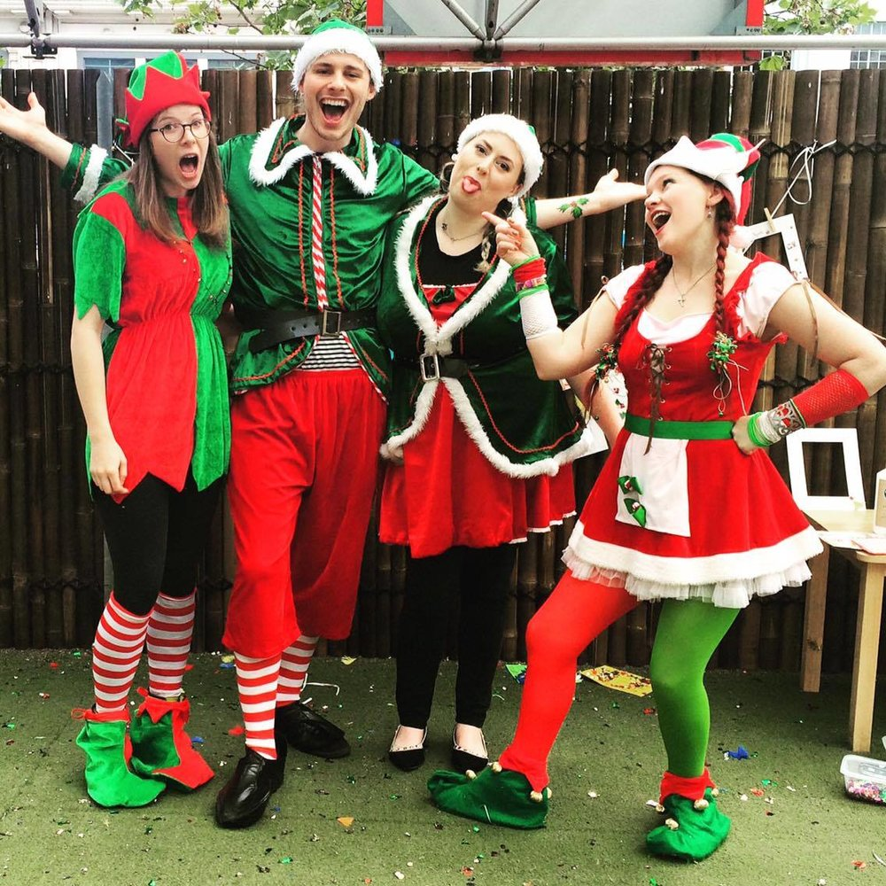 Christmas Packages Work Christmas Party All Fun Parties