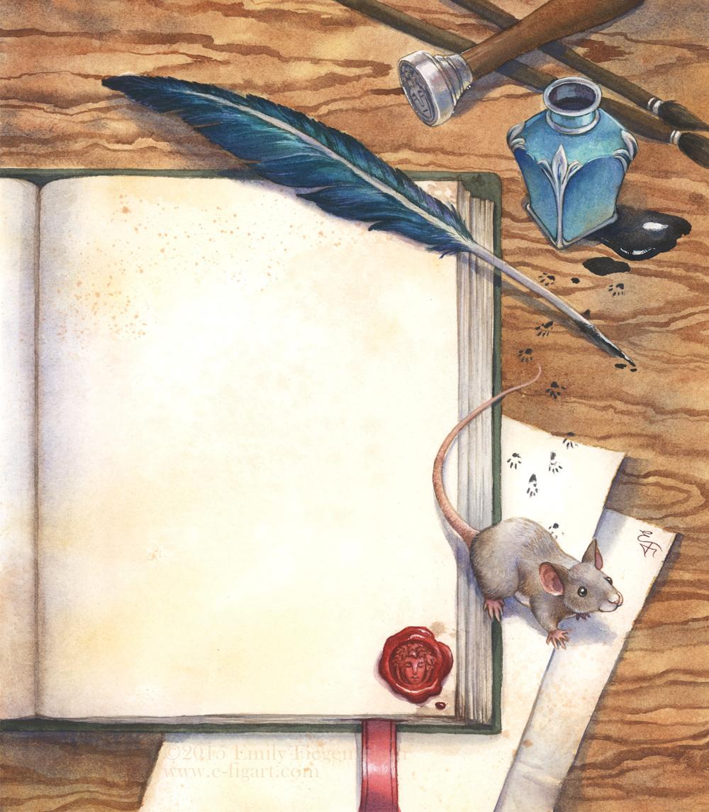 Writer's Desk
