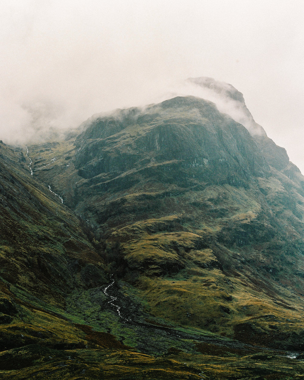 One of the Three Sisters at Glencoe, film