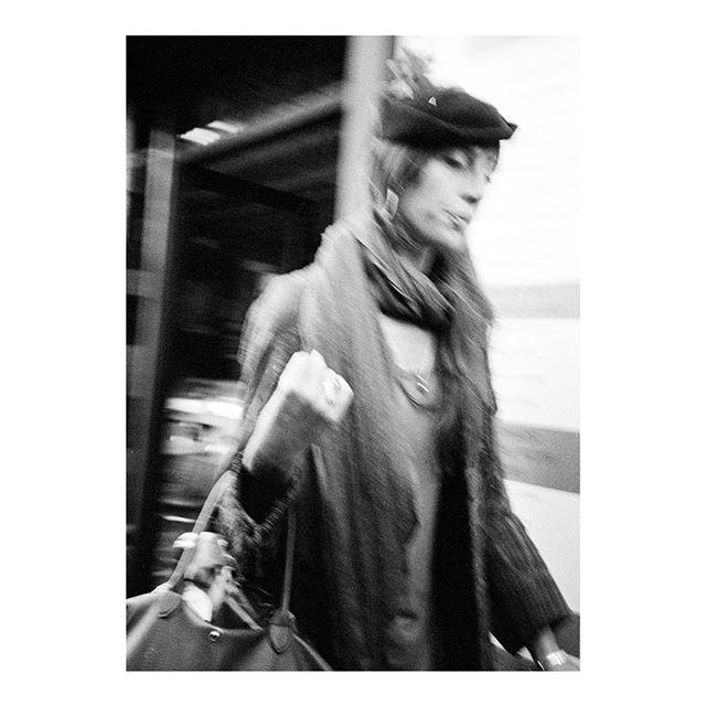 Premise: Sometimes images don't need to be in focus. Discuss. #leica #kodak #film #edinburgh
