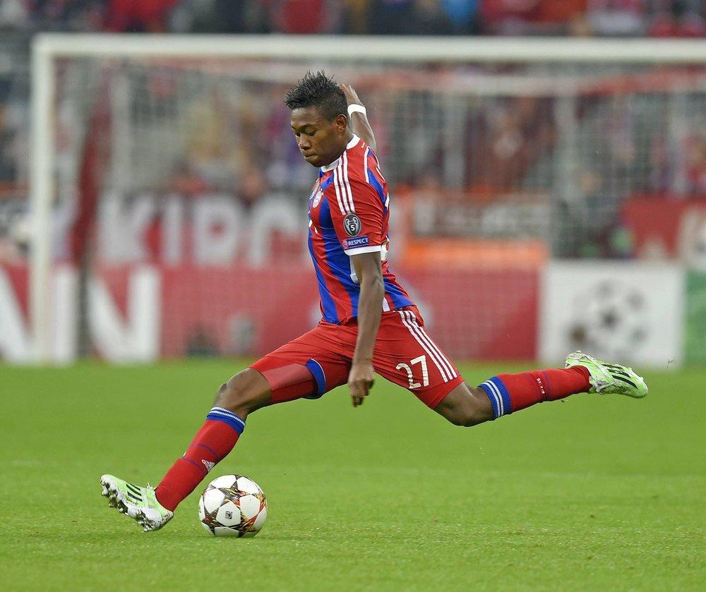 David Alaba : FC Bayner Munich